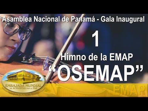 CUMIPAZ 2017 -  Himno de la EMAP: Unidos por la Paz   EMAP