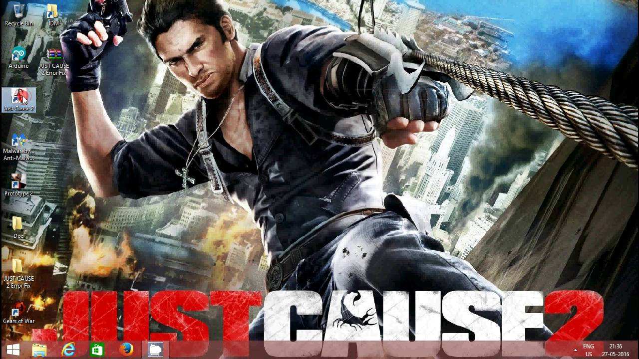 Just Cause 2 Fatal Error code 15 fix - YouTube