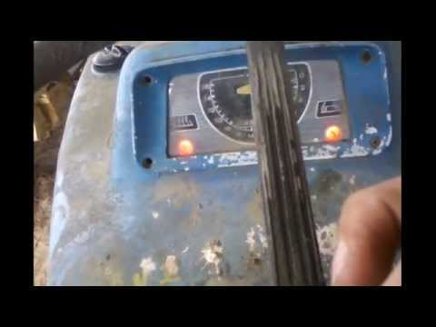 Ford 1710 Ignition Wiring Diagram Ford 2000 Tractor Charging Problems Part 1 Youtube