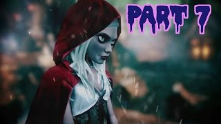 Woolfe The Red Hood Diaries Walkthrough Gameplay Final Part 7 Ending No Commentary(PC)