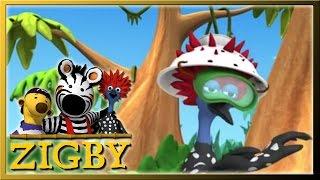 Zigby - Episode 12 - Zigby Looks After Bertie