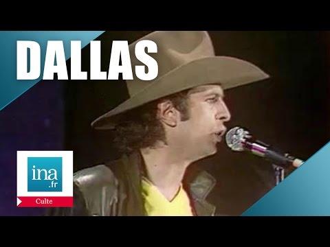 Culte : Dallas le vrai générique en Français | Archive INA
