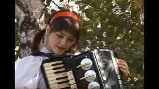 """Две немецкие народные песни """" Квартет аккордеонисток """"Эдельвейс"""""""