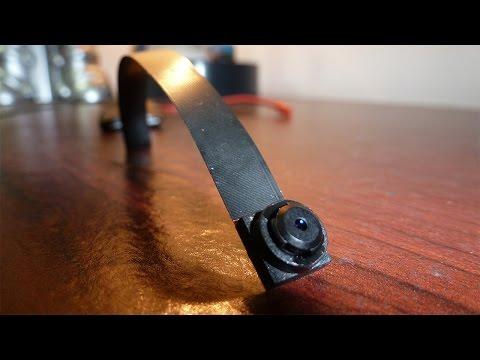DIY 1080P Spy Camera Review