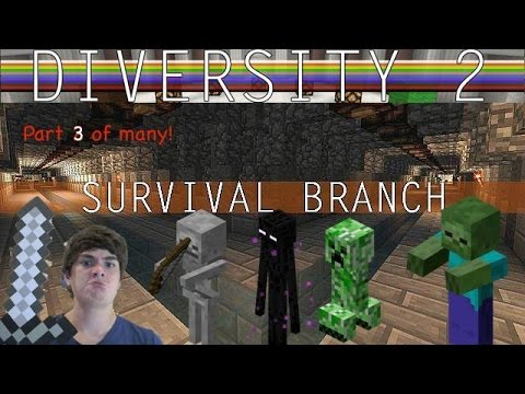Diversity 2: Episode 6: SAMMY THE SALMON! (Survival Branch 3 Of Many)