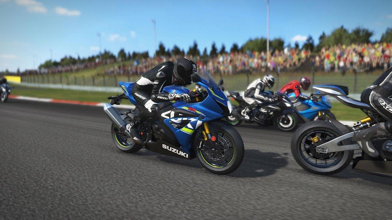 Suzuki Bike Game Download