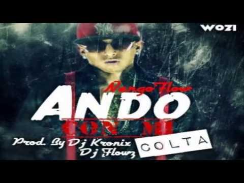 Ñengo Flow -- Ando Con Mi Colta (Mix) (Prod. By DJ Kronix & DJ iFlowz)