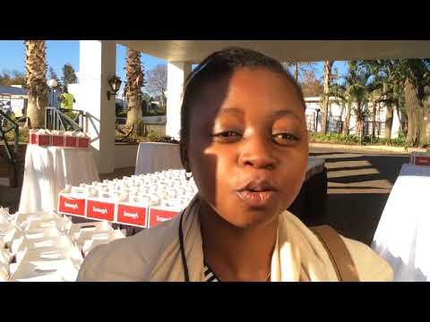 Un jeune Méthodiste Uni Ivoirien présente sa réflexion sur la convention mondiale des jeunes de 2018