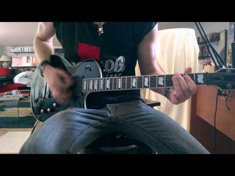Master Of Puppets Guitar Cover With Solos
