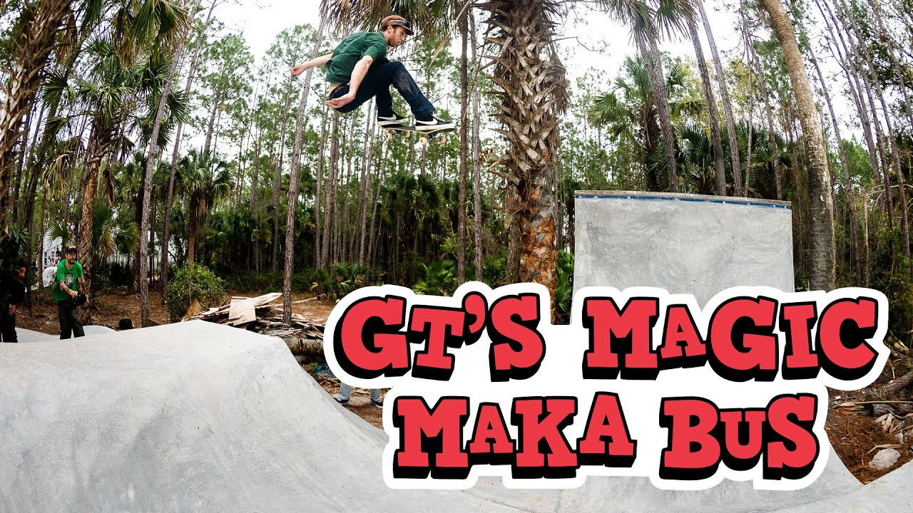 GT's Magic Maka Bus Video