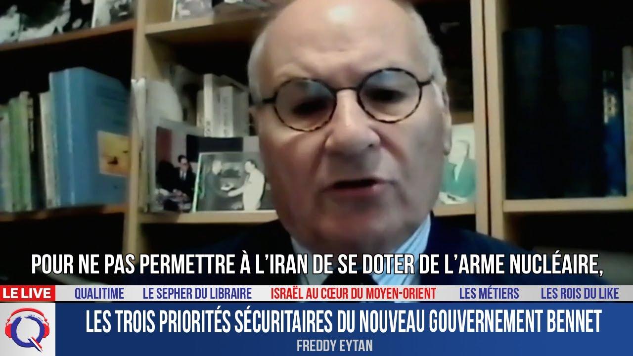 Les défis sécuritaires régionaux du nouveau gouvernement Bennet- IMO#140