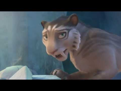 ice age 4 shira and diego kiss - photo #7