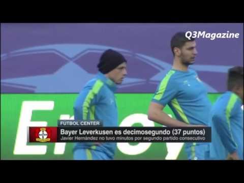 Javier Hernandez Lo Quieren Fuera del Bayern
