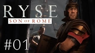 RYSE: Son of Rome #01: Kaiser Nero [Gameplay][German][PC]