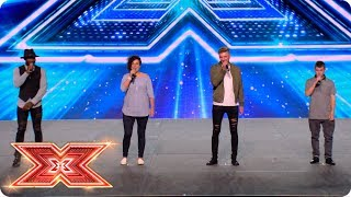 Kevin, Tommy, Rebecca & Anthony take on The Beatles' Let It Be | Boot Camp | The X Factor 2017