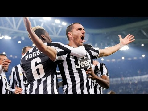 Juventus - Roma 3-0 (05.01.2014) 18a Andata Serie A.