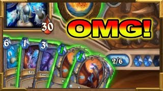 Hearthstone: X2 1 Mana Kalecgos On Turn 6! This Is Broken! A Temporus Shift | Tavern Brawl
