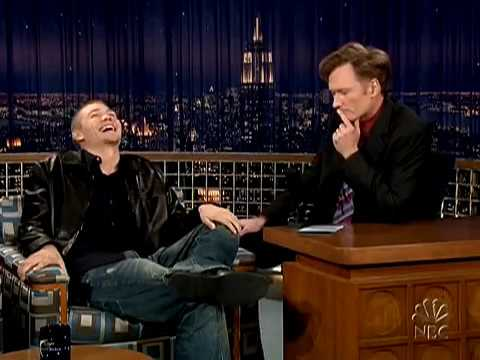 Conan O'Brien 'Chad Michael Murray 10504
