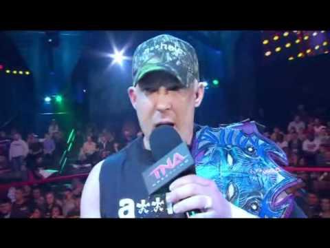 Mr. Anderson mocks WWE and Triple H