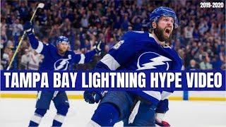 Tampa Bay Lightning Pump Up 2019-20 - Let Me Down [HD]