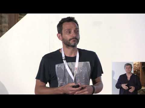 Imprinting the philosophy of cycling | Life as a bicycle | Stathis Stasinopoulos | TEDxSparta