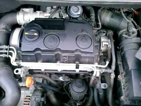 Stuki Touran 20 TDi 140 KM 2007r BMM Engine Camshaft
