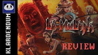 Quick review: La-Mulana 2