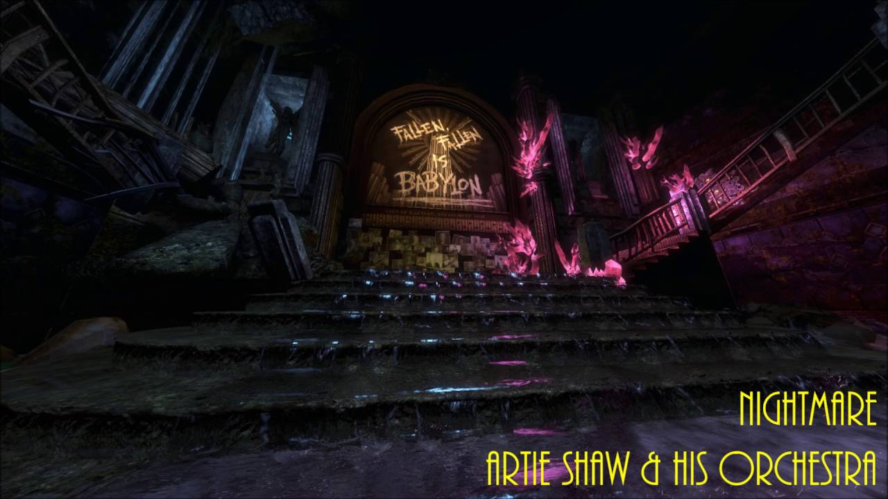 Artie Shaw Theme Song Bioshock 2 Nightmare Artie Shaw His Orchestra