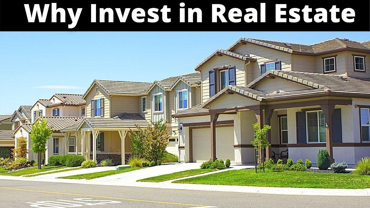 10 Reasons to Invest in Real Estate & Buy Property
