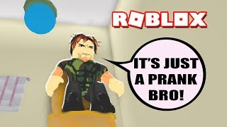 I PRANKED RYAN IN MEEP CITY! (Roblox)
