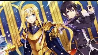 [AMV] Sword Art Online  |OP Full|-[ Eir Aoi - Ignite ]