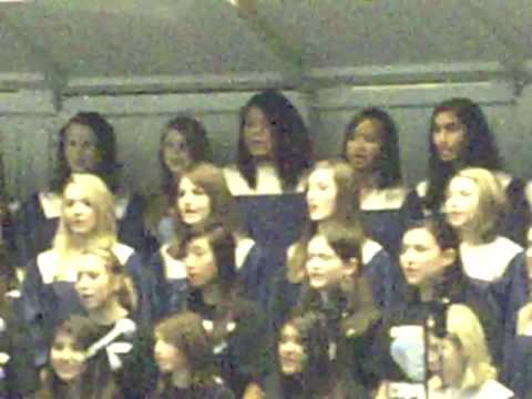 Gateway Middle School 8th grade choir