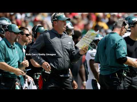 John McMullen answers questions surrounding QB and LG heading into Eagles matchup with Giants