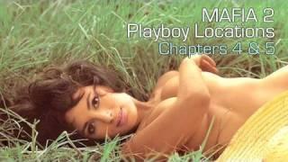 Mafia 2 - Playboy Locations Chapter 4 & 5 (Ladies Man Achievement)