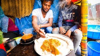 The Ultimate ETHIOPIAN FOOD TOUR - Street Food and Restaurants in Addis Ababa, Ethiopia!