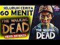 Seluruh Alur Cerita The Walking Dead Hanya 60 MENIT - Kisah CLEMENTINE DEWASA & TWD Indonesia !!!