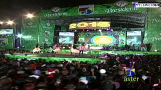 Fiesta Fin de año Grupo Telemicro 2014: Joe Veras