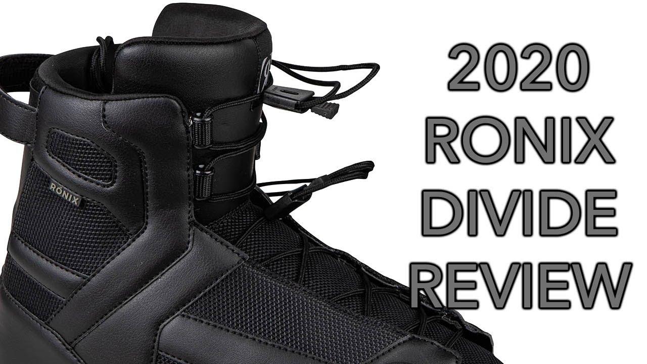 2020 Ronix Divide Black