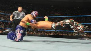 Video Rey Mysterio vs. Shawn Michaels download MP3, 3GP, MP4, WEBM, AVI, FLV November 2017