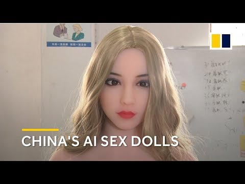 Sexy With 'brains': Chinese Sex Doll Maker Jumps On AI Drive