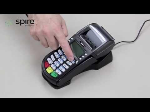 M4230 GPRS Terminal - Installation video