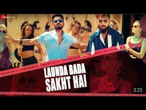 Launda Bada Sakht Hai - Official Music Video   Captive   Sabali The Band   Kryso