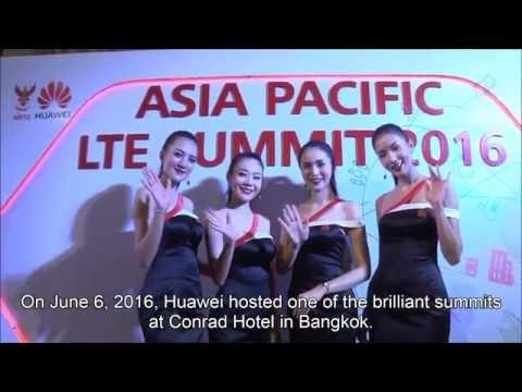 Highlight of Asia Pacific LTE Summit 2016