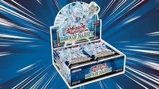 Yu-Gi-Oh! Dawn of Majesty Opening! Ziehen wir die neuen Fusionskarten?