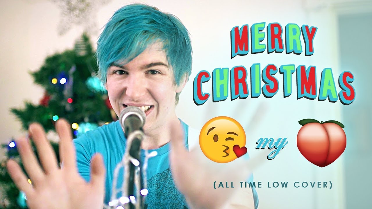 Those Who Dream Merry Christmas Kiss My Ass All Time Low Cover
