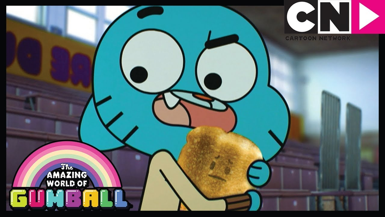Przepis | Niesamowity świat Gumballa | Cartoon Network