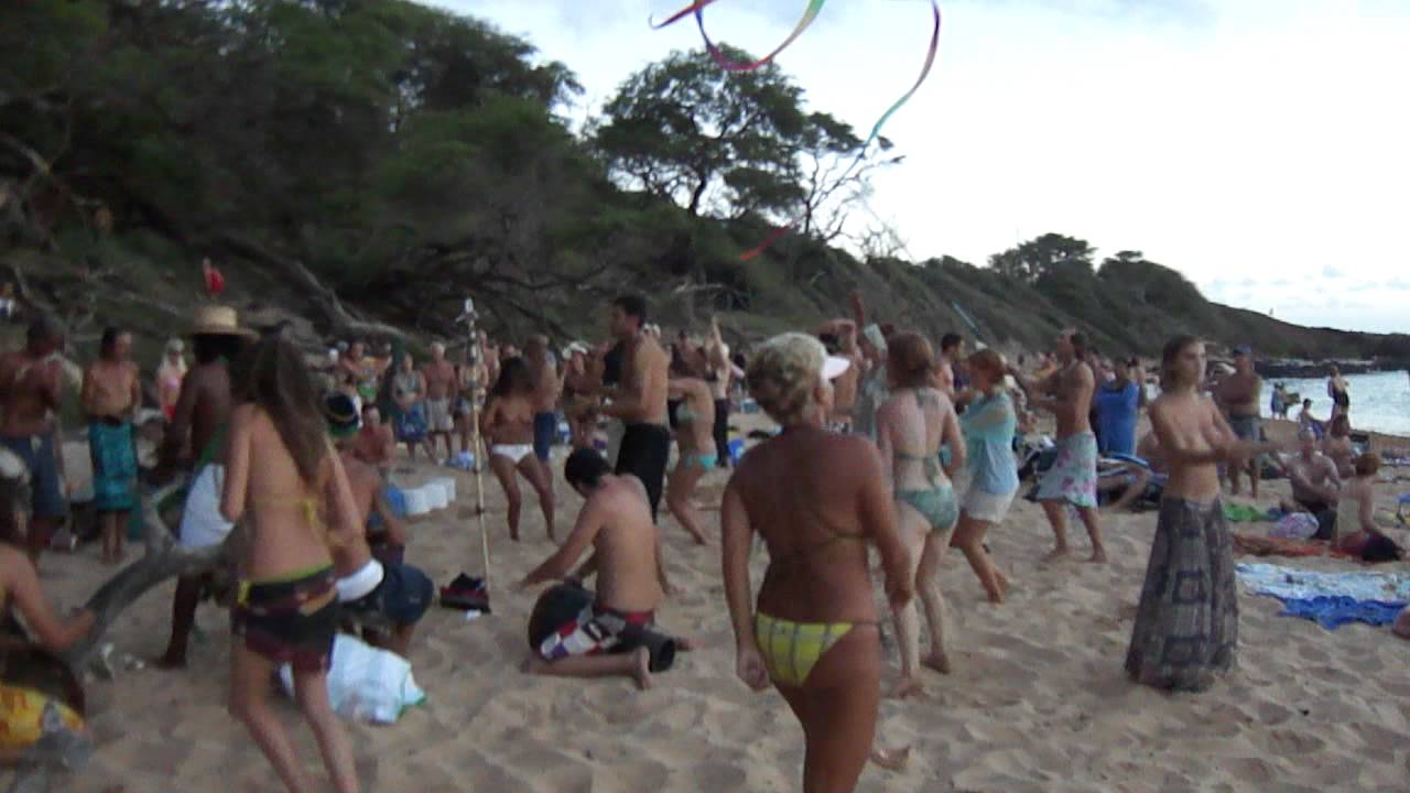 Another Little Beach Sunday 102311 - Youtube-1698