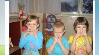 Особенности построения предметно развивающей среды в ДОУ для детей с нарушениями зрения