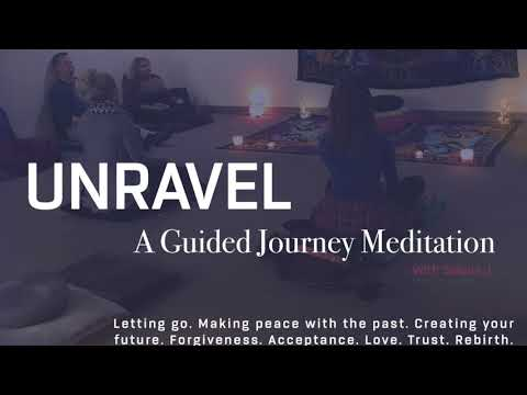Unravel // Guided Meditation for Making Peace with The Past & Creating the Ideal