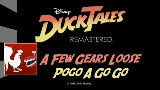 DuckTales: Remastered - A Few Gears Loose, Pogo A Go Go Guides